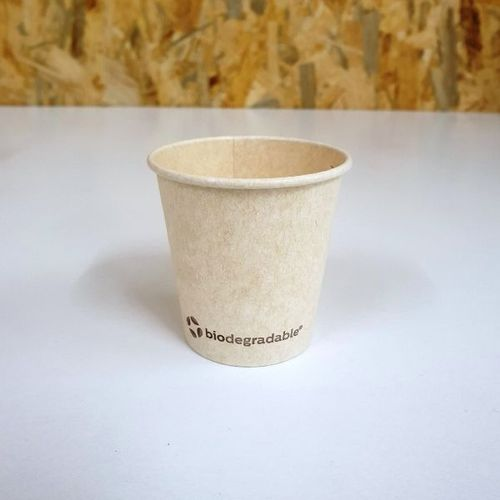 "COPO DE CAFÉ ""BIODEGRADABLE"", 120 ML"